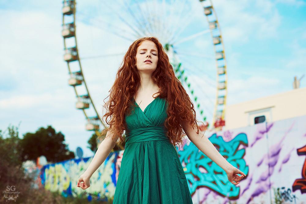 Katrin - Faszination rote Haare
