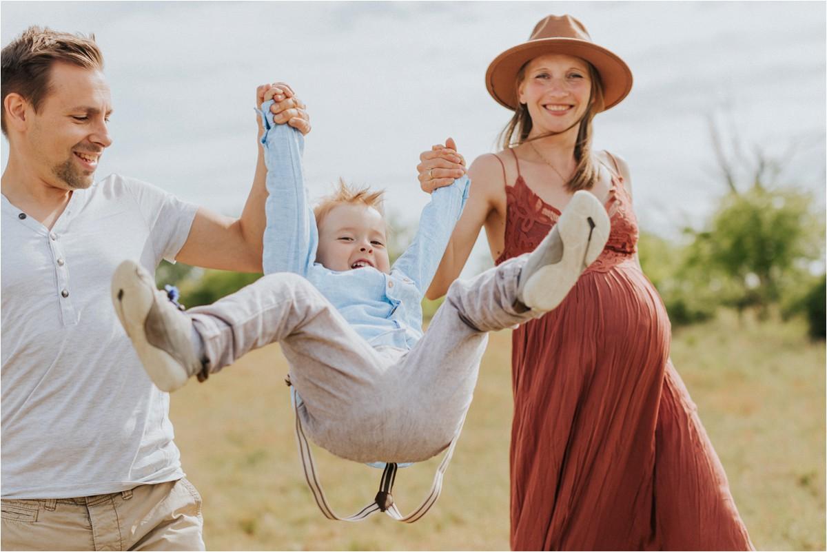 Babybauchshooting in Stutensee