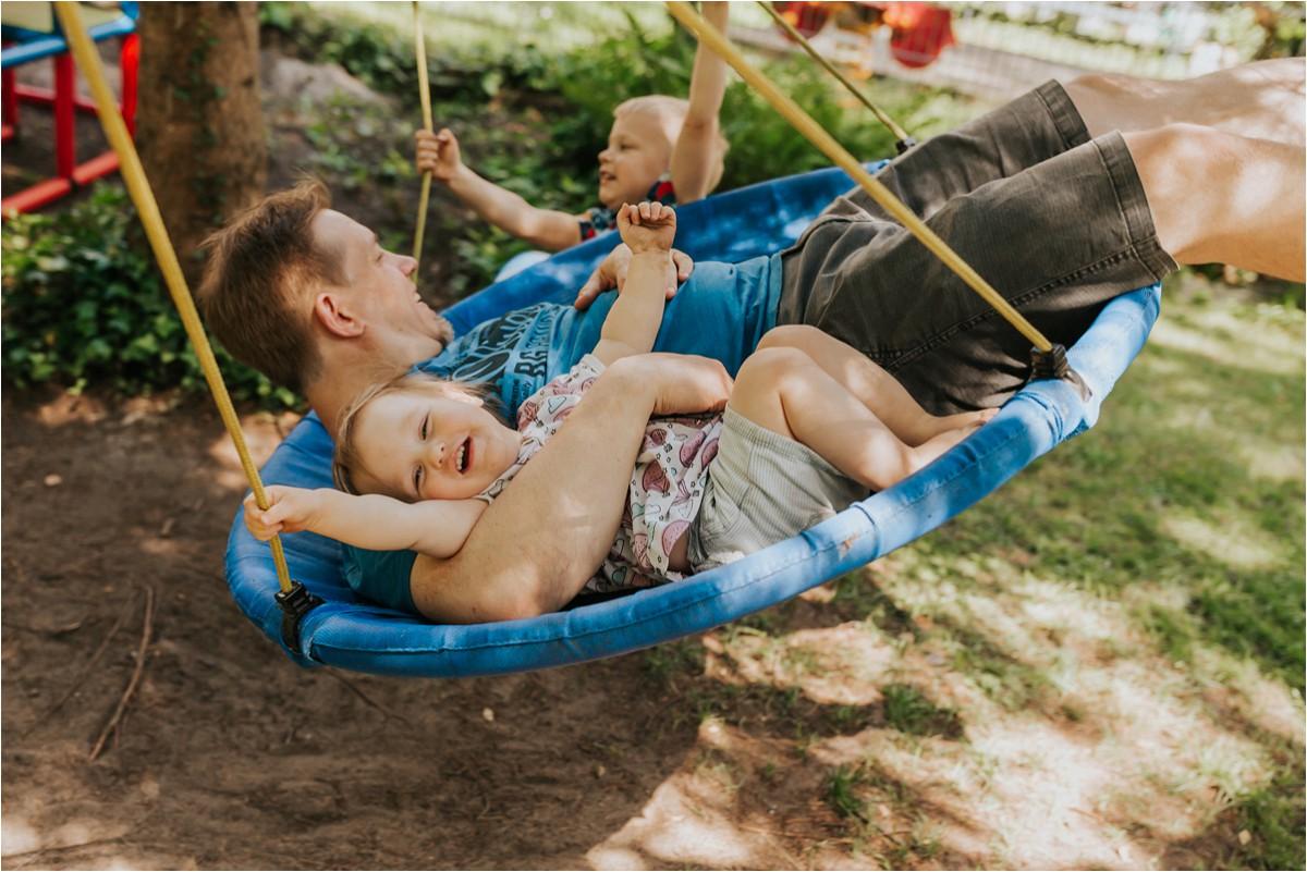 Dokumentarische Familienfotografie